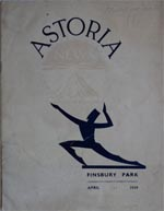 The Astoria Magazine April 1939