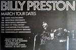 Billy Preston Press Advert