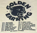 Golden Earring T-Shirt print