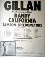 Gillan Press Advert