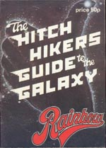Hitchhikers Guide to the Galaxy programme