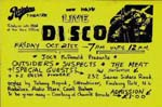 """Live Disco"" poster"
