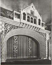 The Proscenium Circ.1930