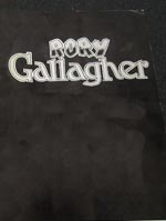 Rory Gallagher Programme