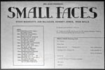 Small Faces Press Advert