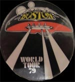 Boston tour badge