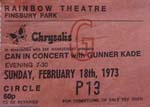 Can ticket 1973