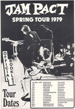 Jam tour advert