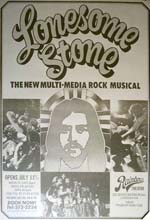 Lonesome Stone Advert