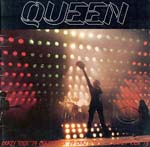 "Queen ""Crazy tour of London"" programme"